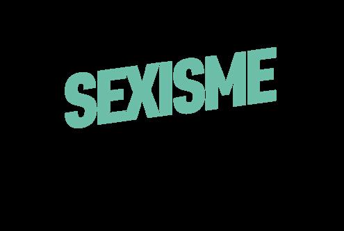 label Sexisme pas notre genre !